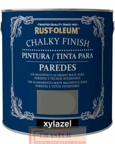 Rust-Oleum Chalky Finish