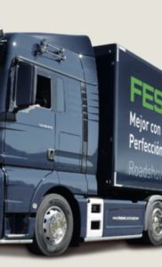 Roadshow de Festool